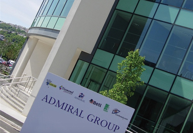 Admiral Group announces an interim dividend of 70.5 pence
