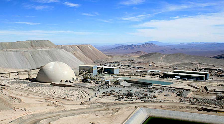 Antofagasta announces an interim dividend increase of 57.4% to 10.7 US cents per share