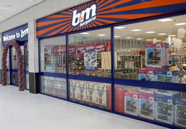 B&M  European Value Retail have recommended a final dividend increased to 5.4p per share