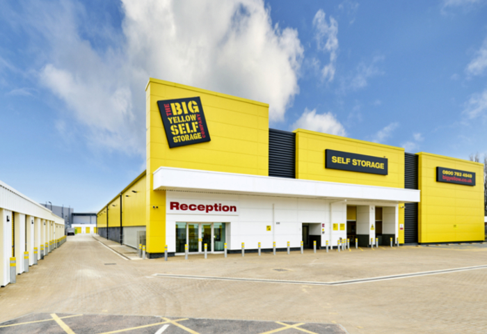 Big Yellow Group announces a 1.8% increase in total dividend to 33.8 pence per share
