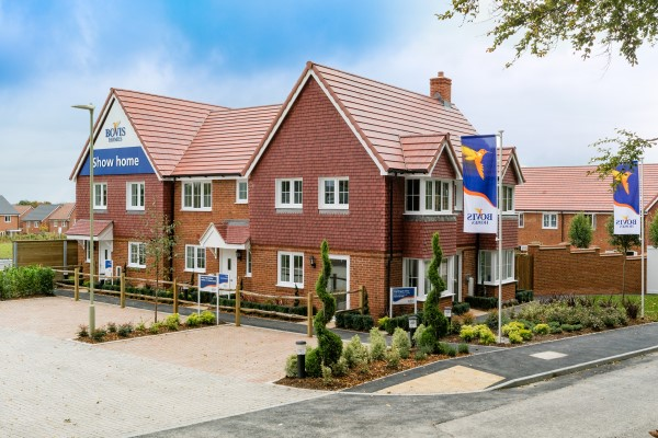 Bovis Homes have announced their interim dividend is up 8% to 20.5p per share reflecting confidence in business