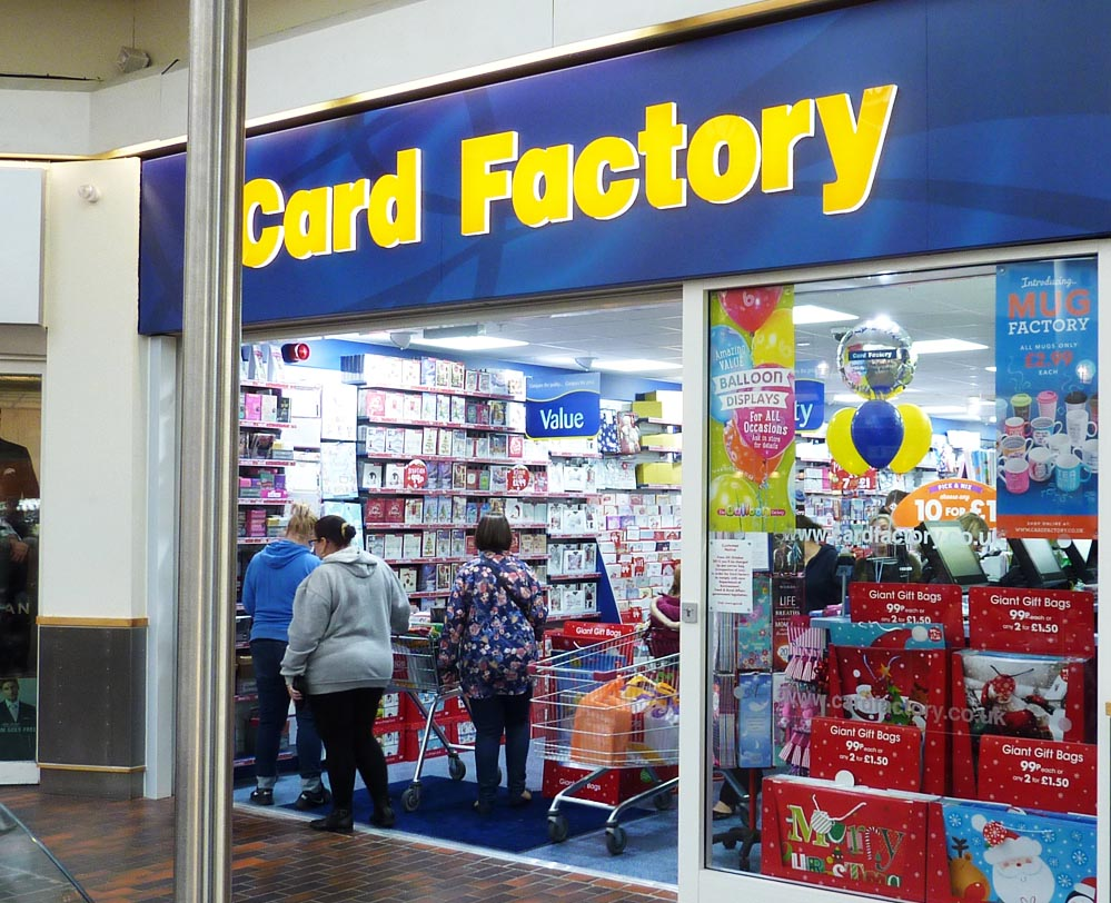 Card Factory Plc announce an interim ordinary dividend of 2.9p per share, and a special dividend of 5.0p per share