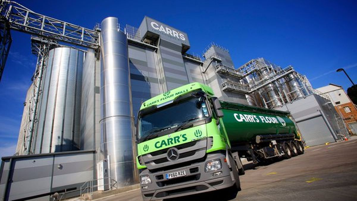 Carr's Group announces a final dividend of 2.5pence per share