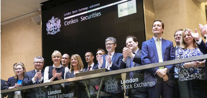 Cenkos Securities declares an interim dividend of 2.0p