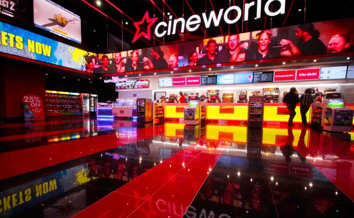 Cineworld have declared full year dividend of 15.5 cents up 3.3%