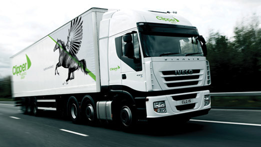 Clipper Logistics announce an interim dividend increased by 9.4% to 3.5 pence per share