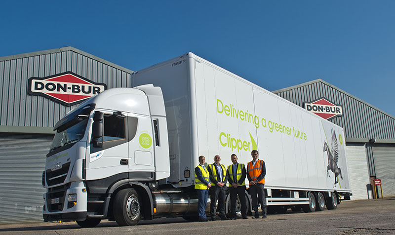 Clipper Logistics dividend per share increased by 15.5% to 9.7p