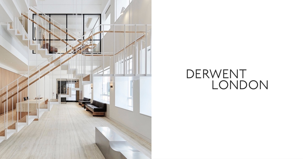 Derwent London have announced a proposed final dividend raised 10.1% to 51.45p per share from 46.75p in 2018