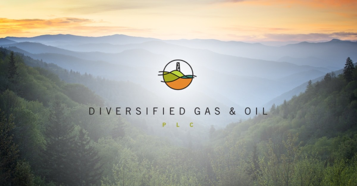 Diversified Gas & Oil has declared an interim dividend of 4.00 cents per share