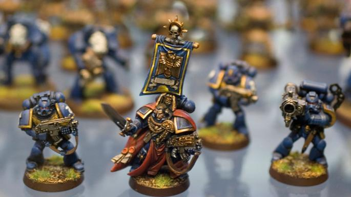 Games Workshop declares dividend of 30p per share