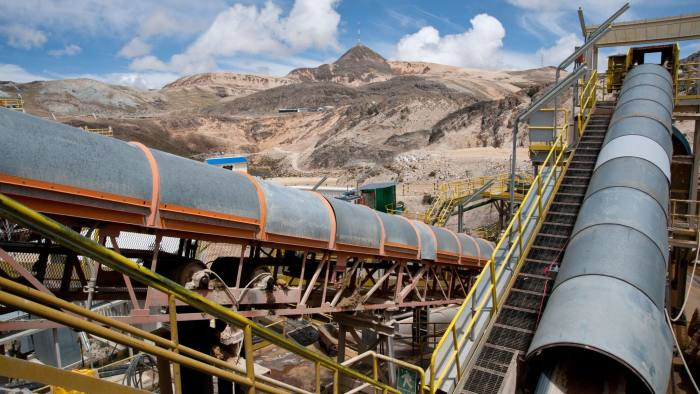 Hochschild Mining announce a final proposed dividend up 19% at 2.335 cents per share