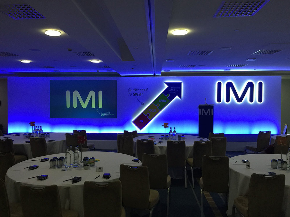 IMI group plc announce a final dividend increased by 1%, making a 1% increase for the full year