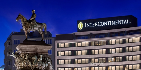 Intercontinental Hotels withdraws dividend