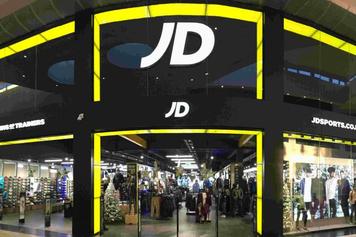 JD  Sports announces an interim dividend of 0.28p, a 3.7% increase
