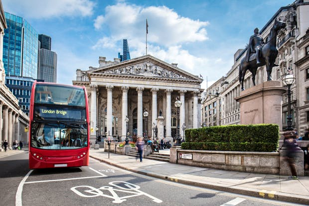 London Stock Exchange increases interim dividend by 17%