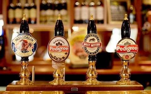 Marston's announce maintained final dividend of 4.8p per share