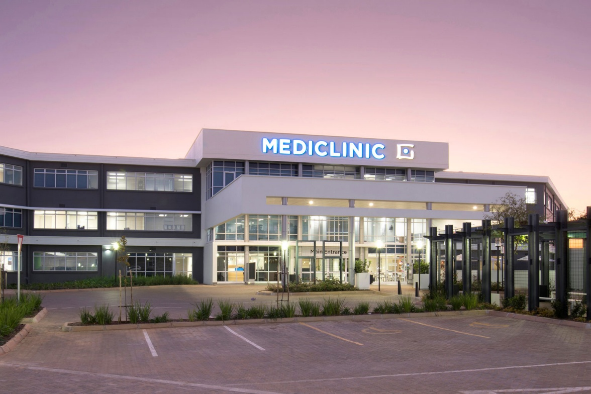 Mediclinic International announce maintained dividend of 3.2p per share