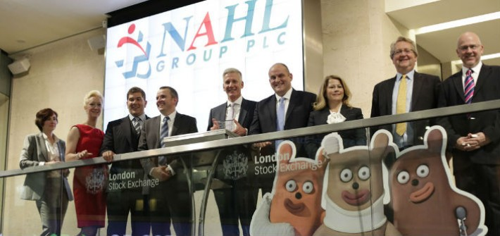 NAHL declares an interim dividend of 2.6p per share