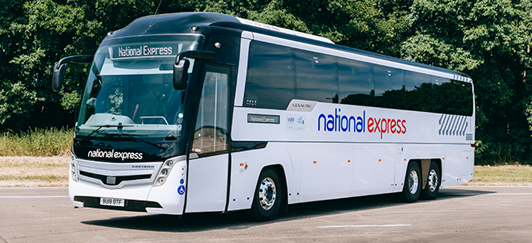 National Express increases dividend by 10%