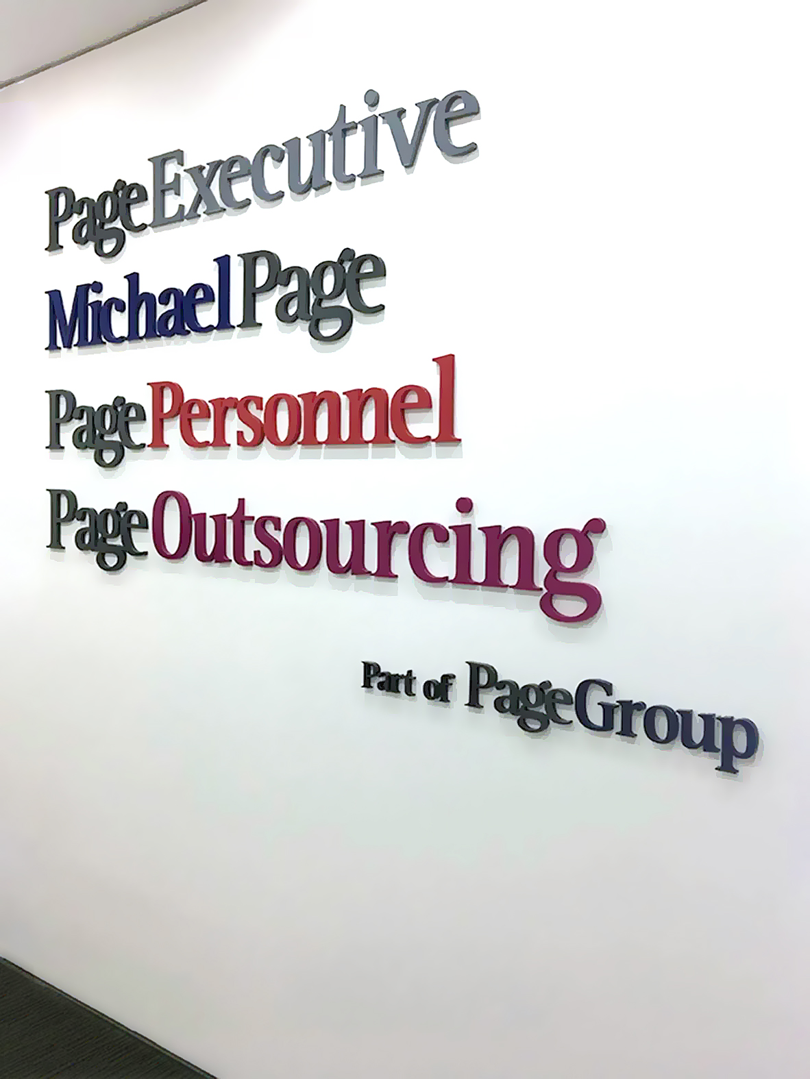 PageGroup announce a final dividend of 9.40 pence per share, an increase of 4.4%