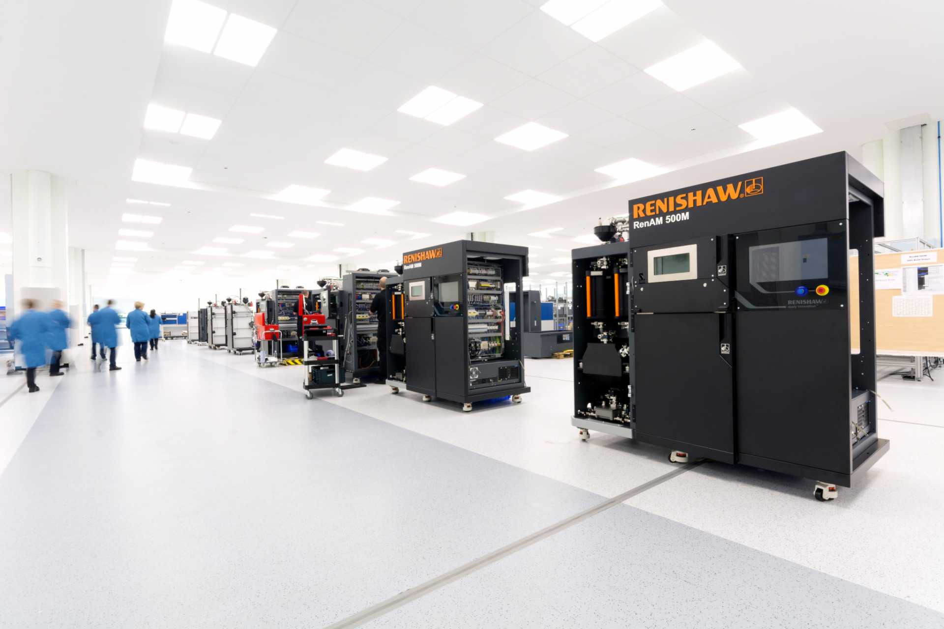 Renishaw announce maintained interim dividend of 14p per share