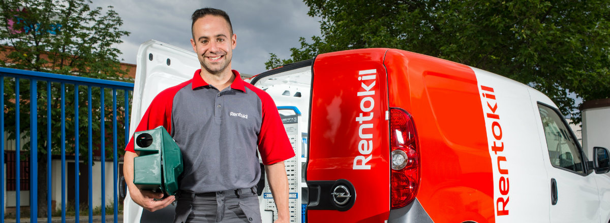 Rentokil announce 15.2% increase in interim dividend at 1.51p per share