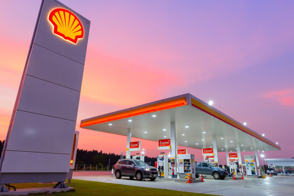 Royal Dutch Shell announce an interim dividend of $0.47