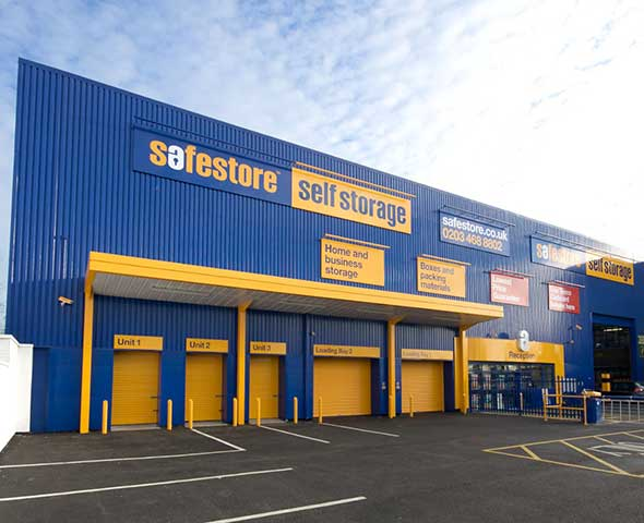 Safestore plc announce a 7.3% increase in the interim dividend to 5.9p