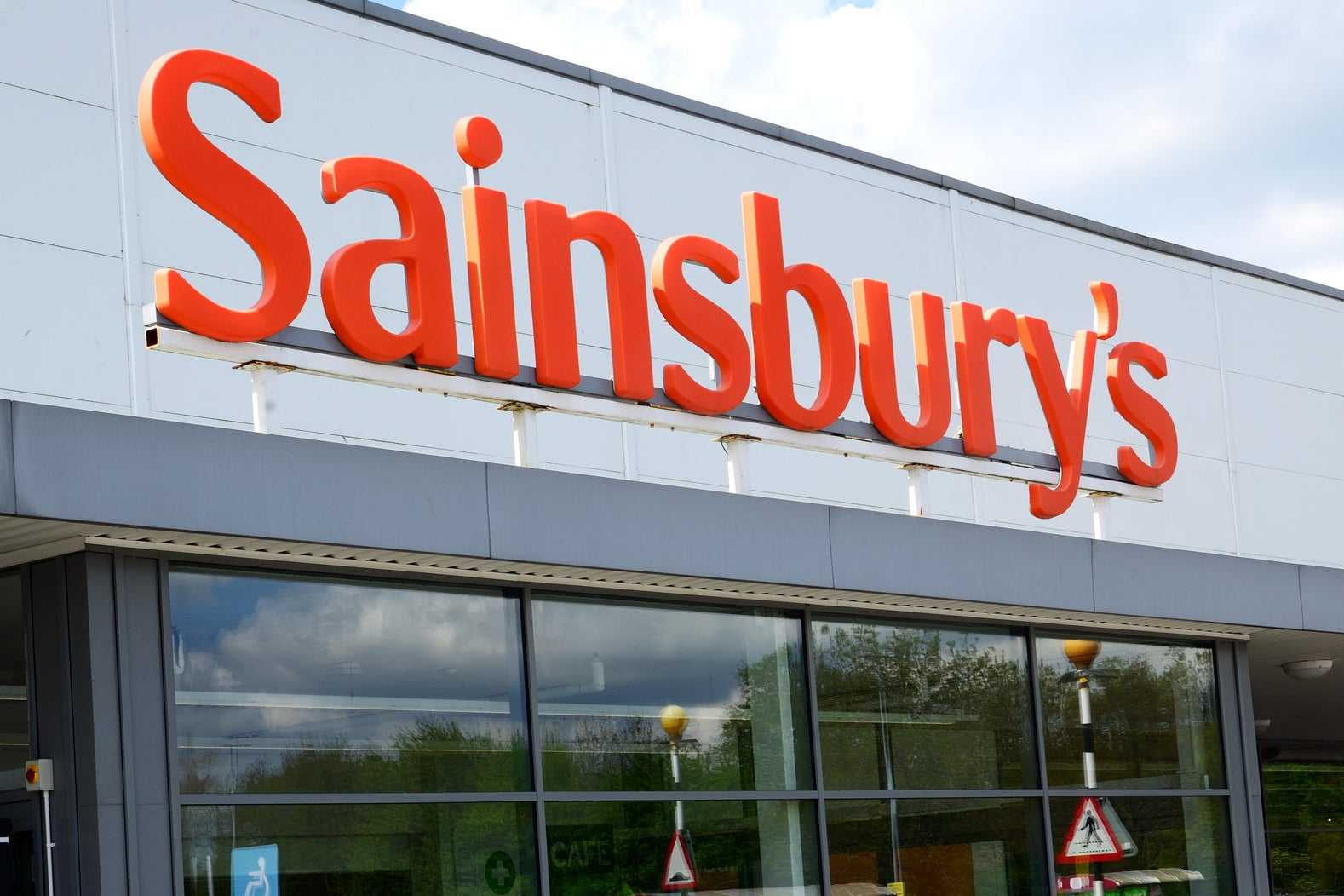 Sainbury's announces an interim dividend of 3.2p, in line with policy of paying 30 per cent of prior full year dividend