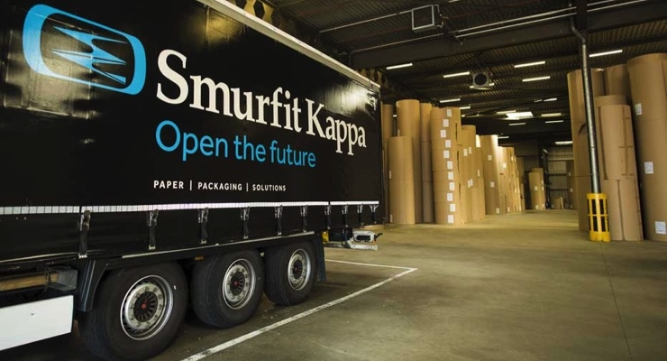 Smurfit Kappa announce a final dividend increased by 12% to 80.9 cent per share