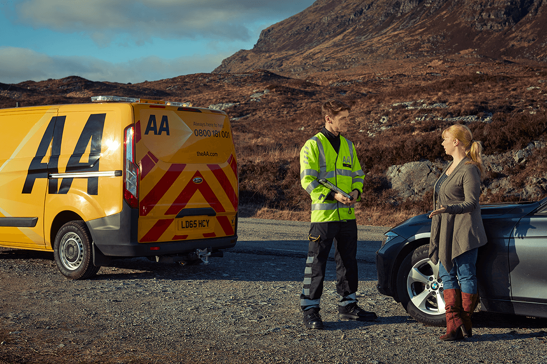 The AA declare a maintained interim dividend of 0.6p, in line with prior year
