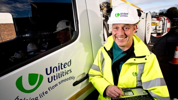 United Utilities announce an interim dividend of 14.20p per share, an increase of 3.2%