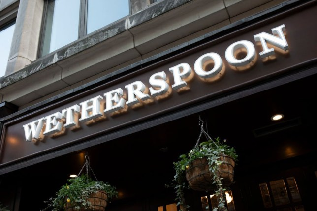 Wetherspoons announce a 31.2%  interim dividend cancelled