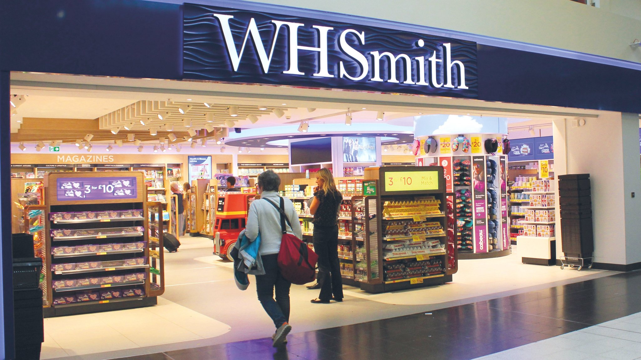 WH Smith declare final dividend increased by 8%. Share buyback of £31m completed
