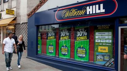 William Hill announce a full year dividend of 8p