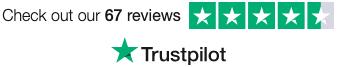 4.6 stars on Trustpilot