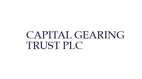 Capital Gearing Trust