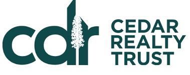 Cedar Realty Trust Inc