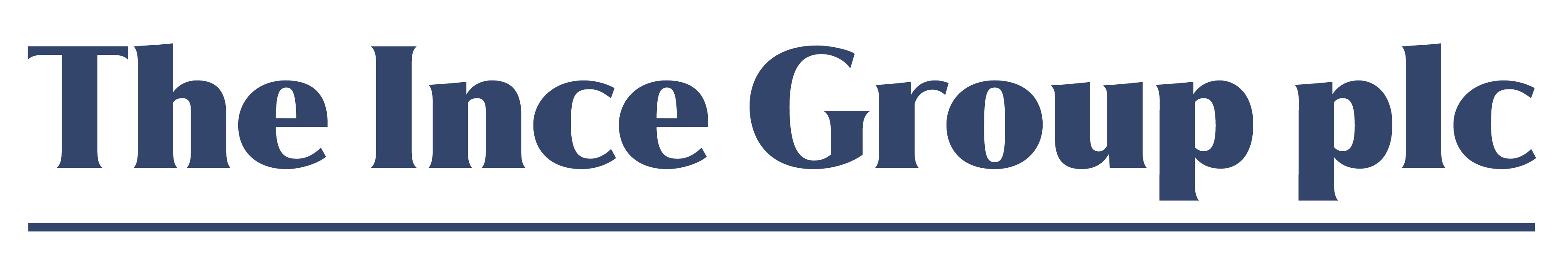 Ince Group Plc