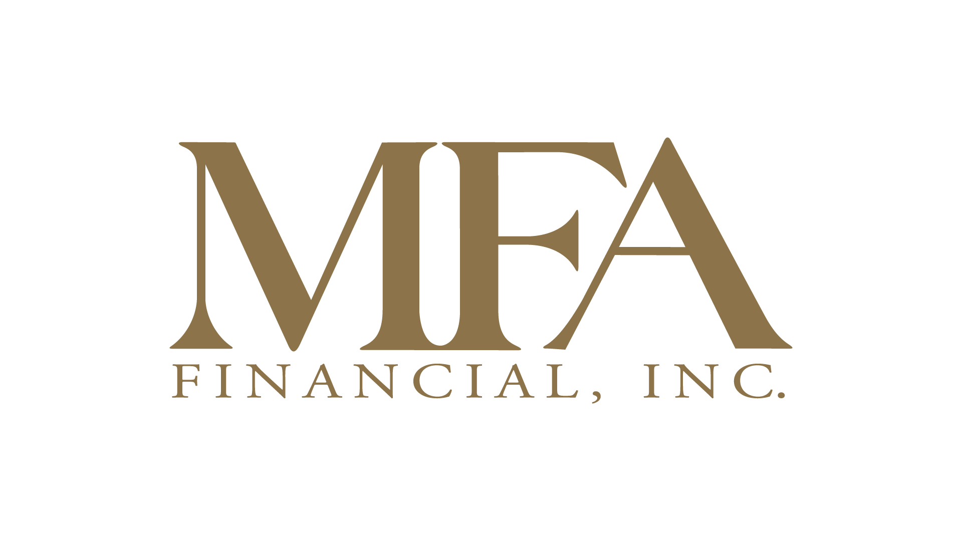 MFA Financial Inc