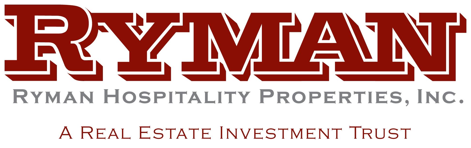 Ryman Hospitality Properties Inc
