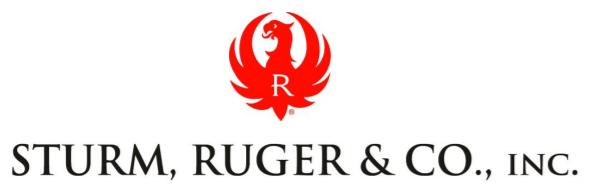 Sturm, Ruger & Co., Inc.